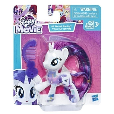 My Little Pony My Little Pony Figür Rarity Renkli